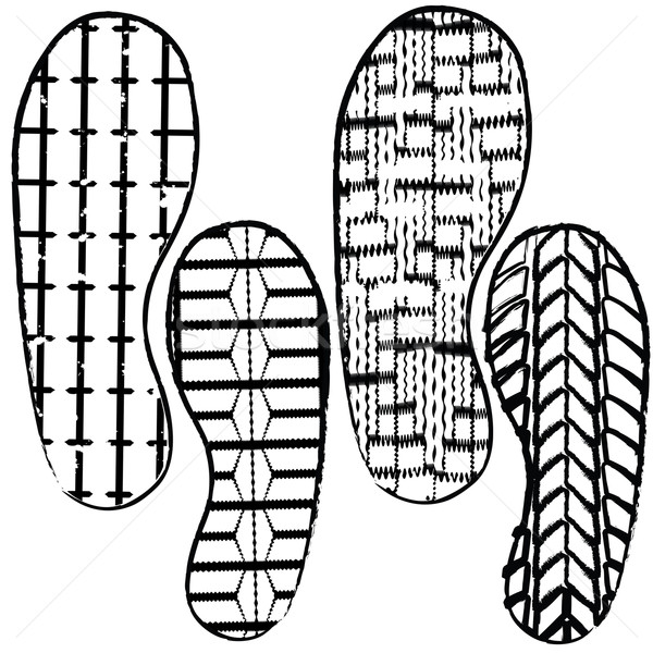 600x600 Shoe Print Stock Photos, Stock Images And Vectors Stockfresh