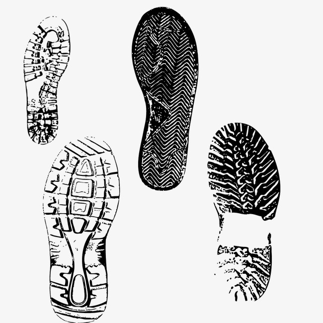 650x650 Shoeprint, Soles, Footprint Png And Psd File For Free Download