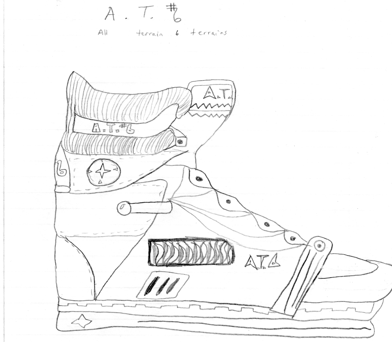1250x1093 Who Will Save Your Soles Shoes I Drew In Sixth Grade Chad