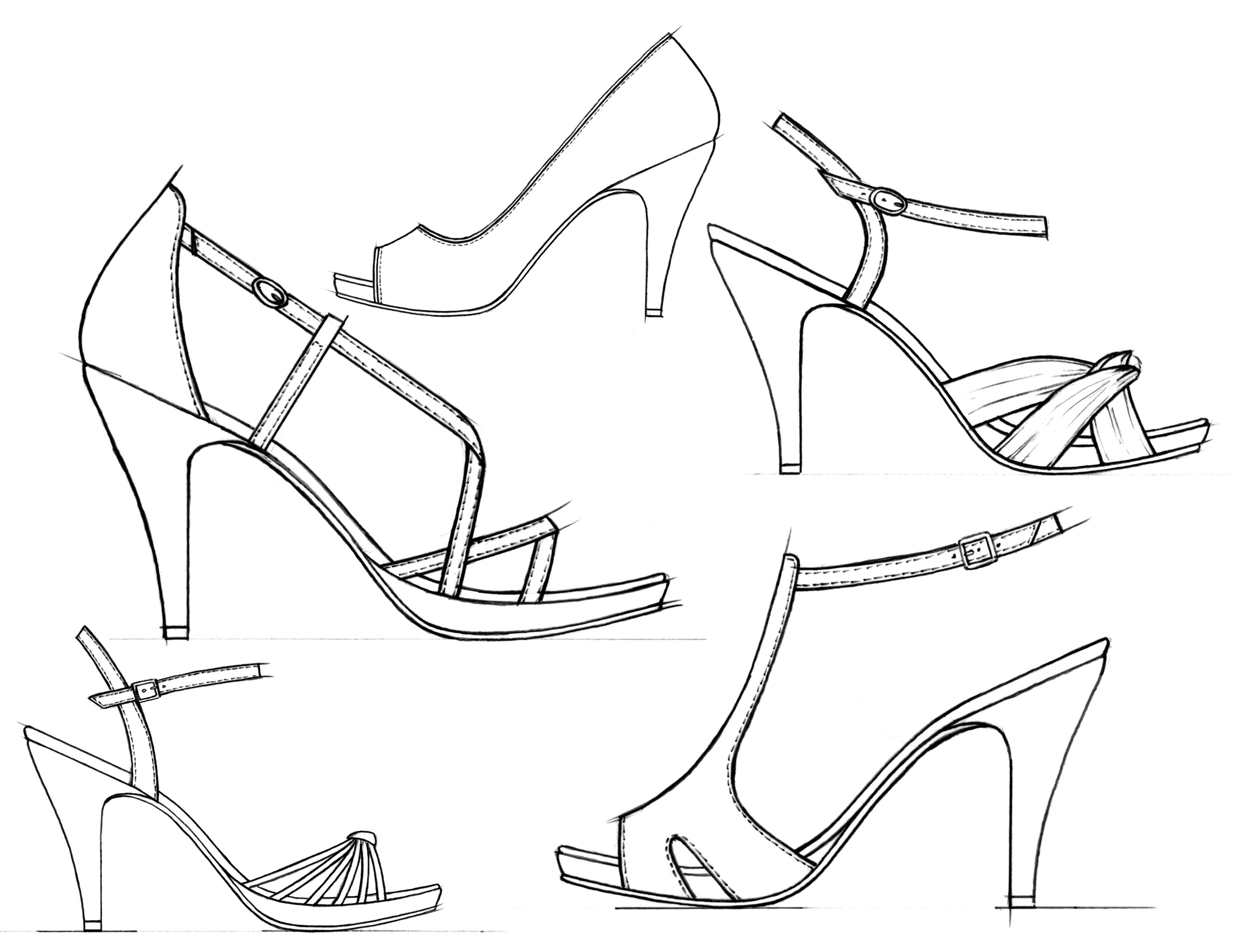 3300x2550 Women's Shoe Designs Clifton Concepts