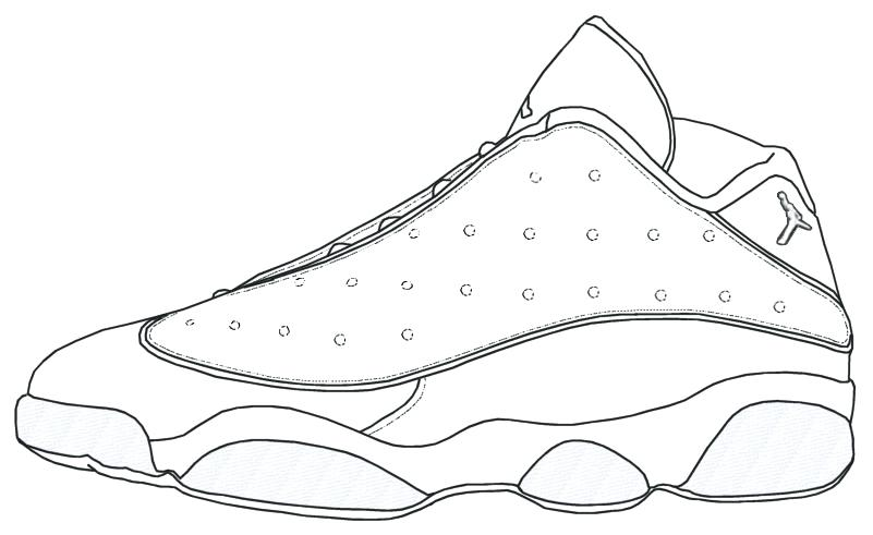 801x491 Shoe Coloring Shoe Coloring Pages Printable Nike Shoe Coloring