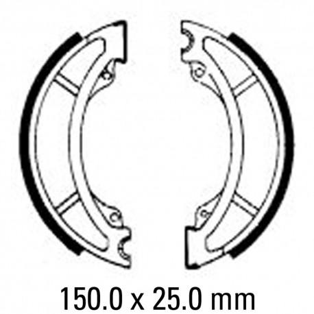 458x458 Brake Shoes Front Fsb766