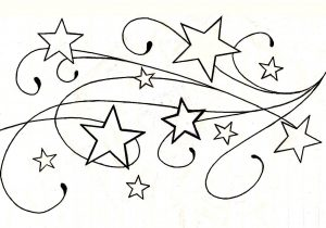 300x210 Shooting Star Tattoo Drawings Images About Shooting Star