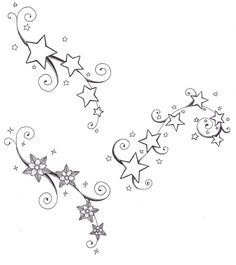 236x265 The Best Shooting Star Drawing Ideas On Star
