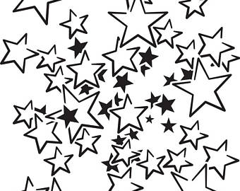 340x270 Shooting Star Decal Etsy