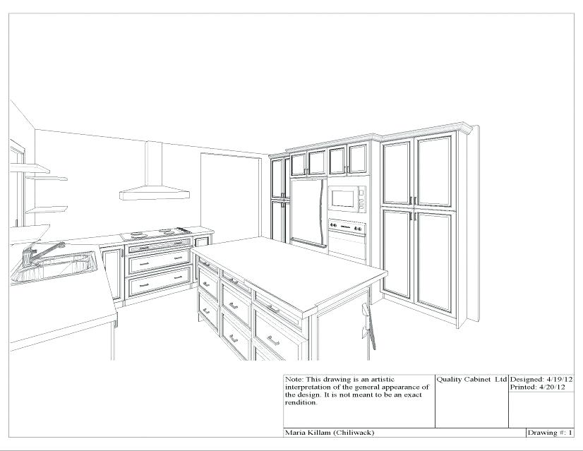 826x639 Kitchen Cabinet Shop Drawings Details Kitchen In Drawing Cad