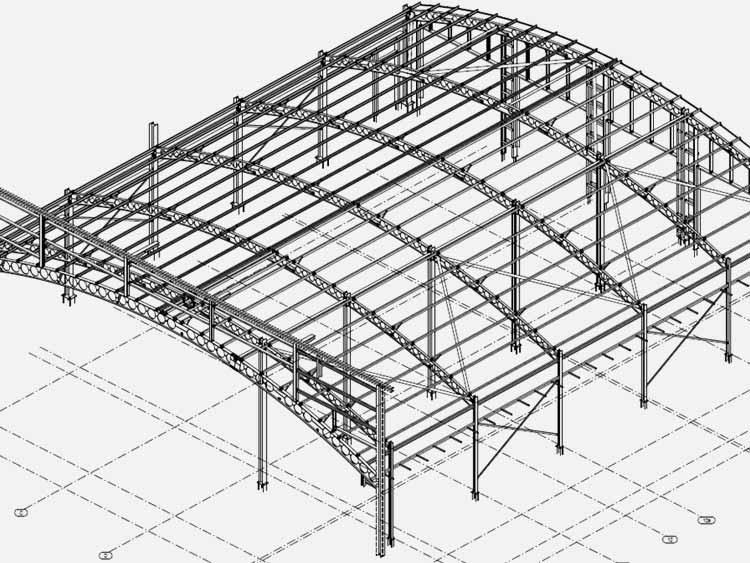 750x563 Steel Shop Drawings Amp Fabrication Drawings By Steel Detailers