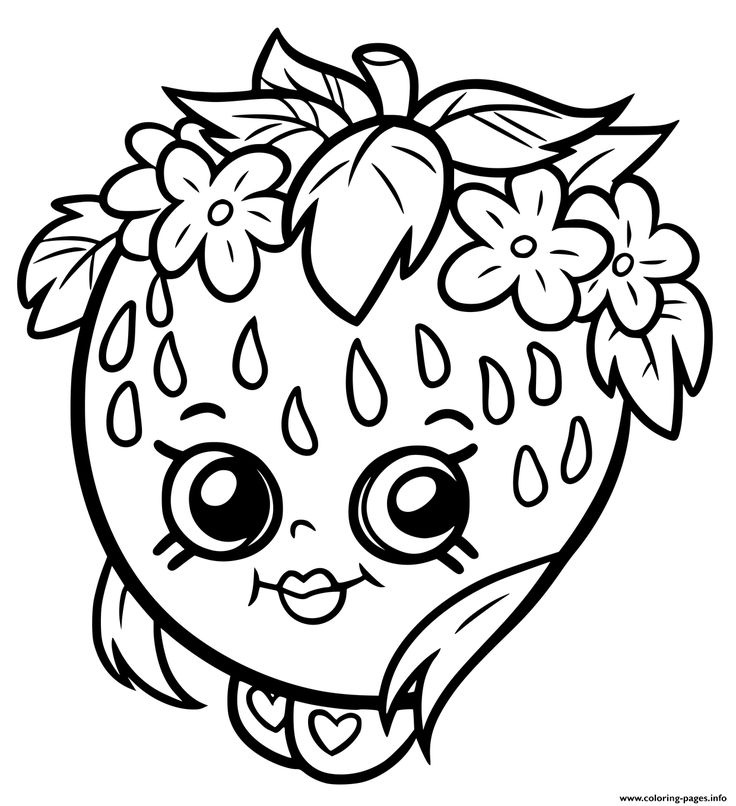 736x806 Pictures To Print For Free 418x500 Shopkins Kids Coloring Pages Shopk Pinterest