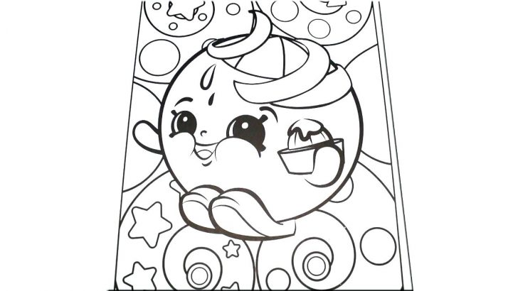 728x410 Shopkins Coloring Sheets Pages You Can Print Printable Present