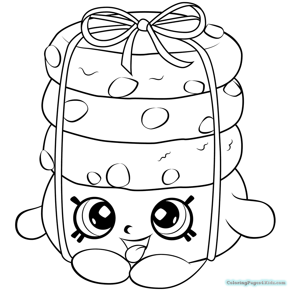 1024x1024 Shopkins Coloring Pages Season 6 Limited Edition