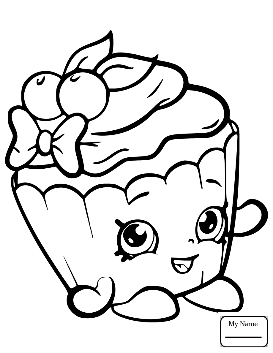 Beautiful 919x1189 Coloring Pages For Kids Shopkins Season 6 Toys And Dolls Apple Pie