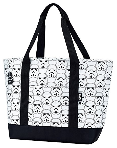 463x587 Skater Tote Cooler Shopping Bag Star Wars Kcts1 Home