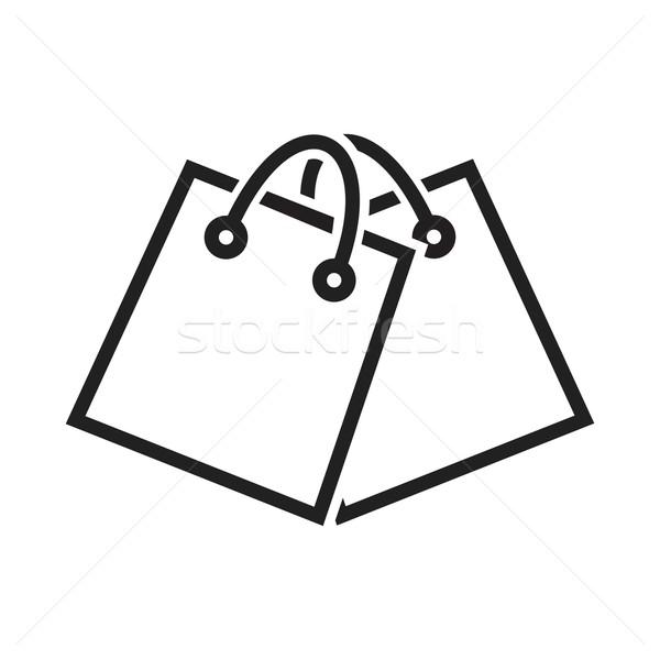600x600 Shopping Bags Vector Illustration Farrukh Maqbool (Dxinerz