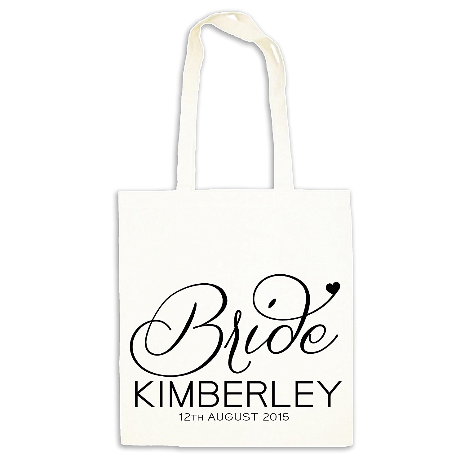 1500x1500 Personalised Bride To Be Bride And Name Wedding Gift Bag Hen Party