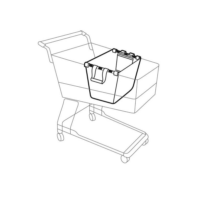 800x800 Uj7025 Reisenthel Easy Shopping Bag For Trolleys