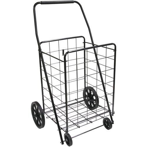 500x500 Folding Shopping Cart Mabis Dmi