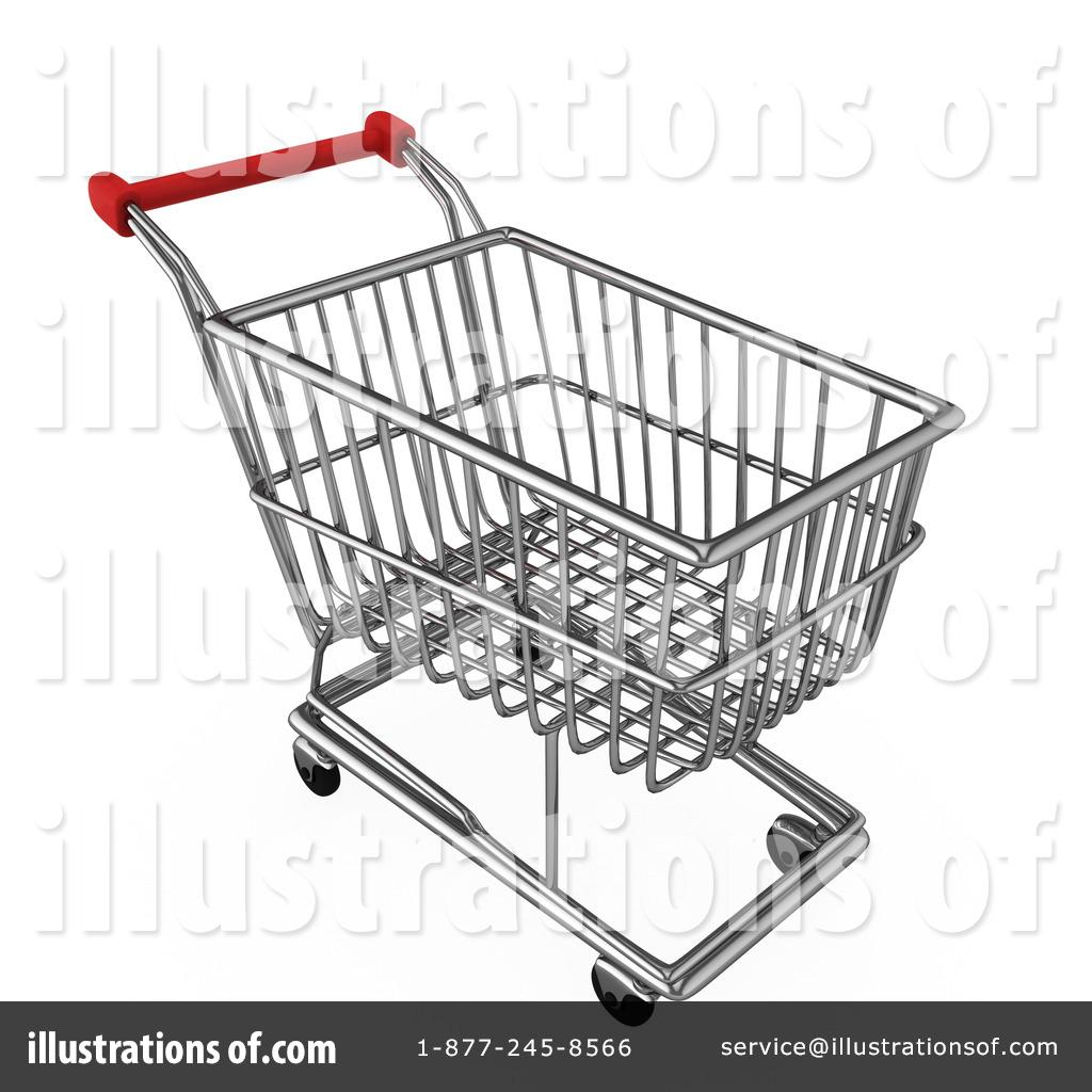 1024x1024 Shopping Cart Clipart