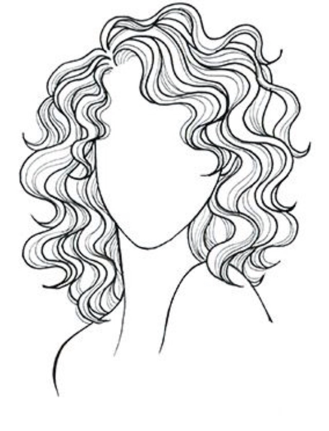 640x838 Pin By Neo Sequeira On Curly Girl Curly, Hair Style