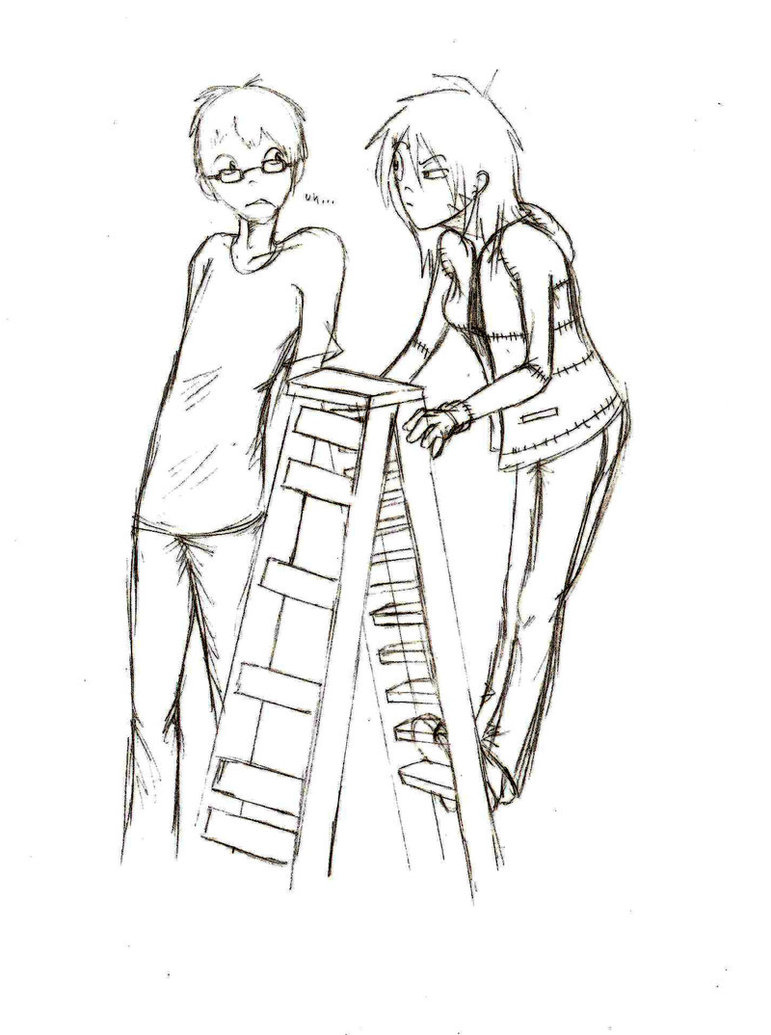 771x1035 Dude, You'Re Freakin' Tall By Doodle Dee