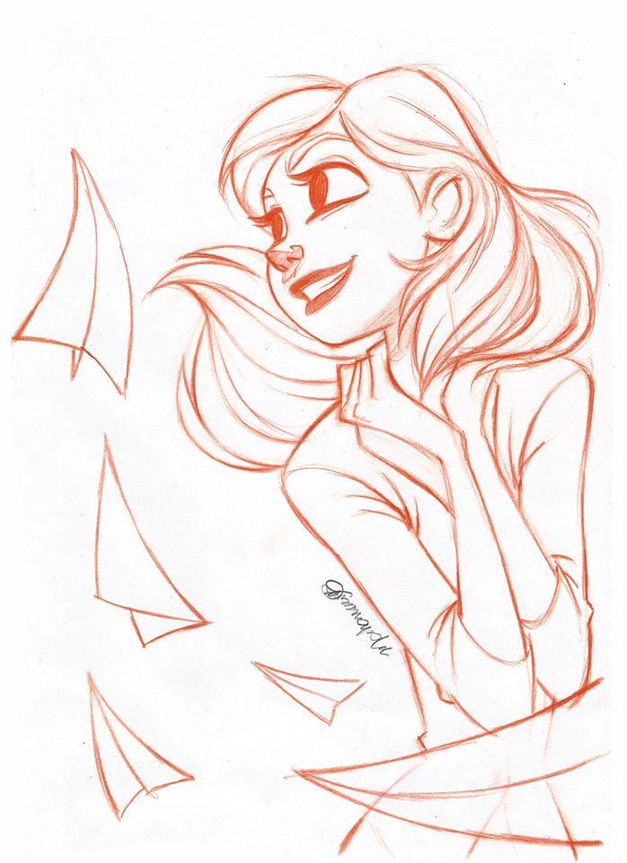 698x960 Love This Pixar Short! Paperman Lt3 Artsy Pixar