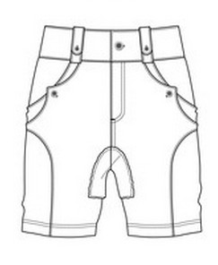 243x296 Men Shorts Small Quantity Clothing Manufacturers