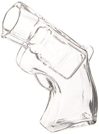 333x450 Thumbs Up! Revolver Shot Glass Shot Glasses