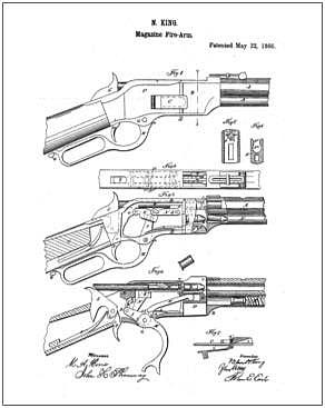 292x367 Firearms, Vintage Internet Patent Reproductions