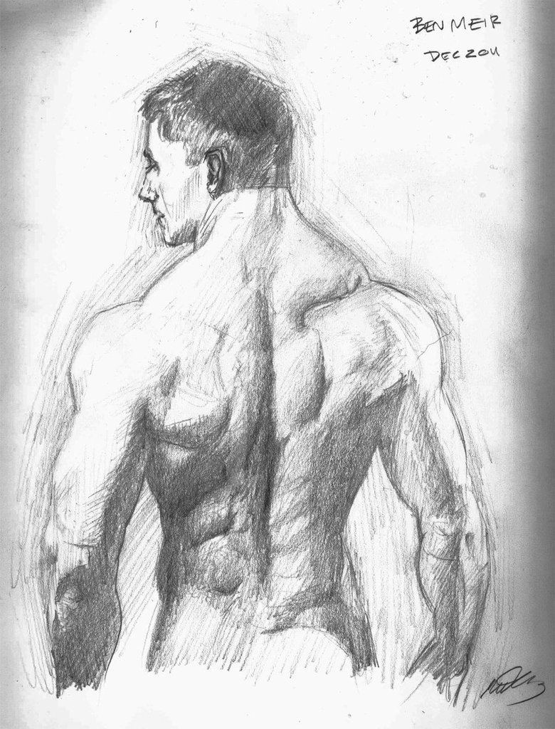 780x1024 Life Sketch