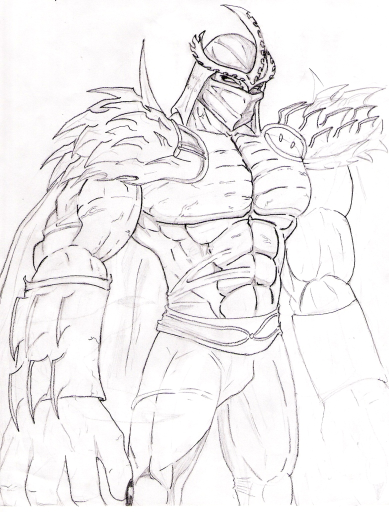 shredder coloring pages - photo#22