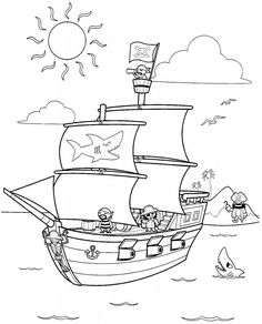 236x292 Speed Boat Coloring Pages Miscellaneous Coloring Pages