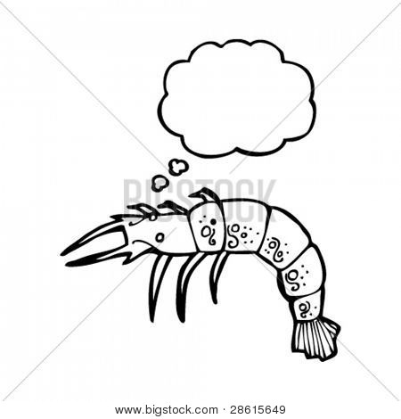 450x470 Cartoon Shrimp Vector Amp Photo Bigstock