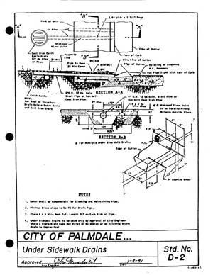 300x388 Long Beach Iron Works Agency Standard Plan Drawings