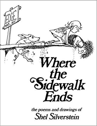 384x499 Where The Sidewalk Ends Amazon.co.uk Shel Silverstein