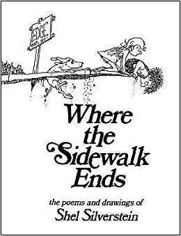 260x339 Where The Sidewalk Ends The Poems Amp Drawings Of Shel Siverstein