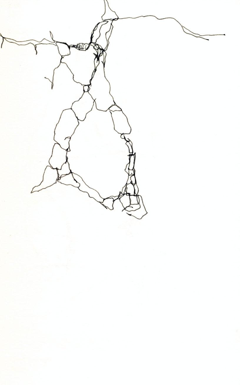 816x1311 Deb Dugan Sidewalk (Road) Crack Drawings