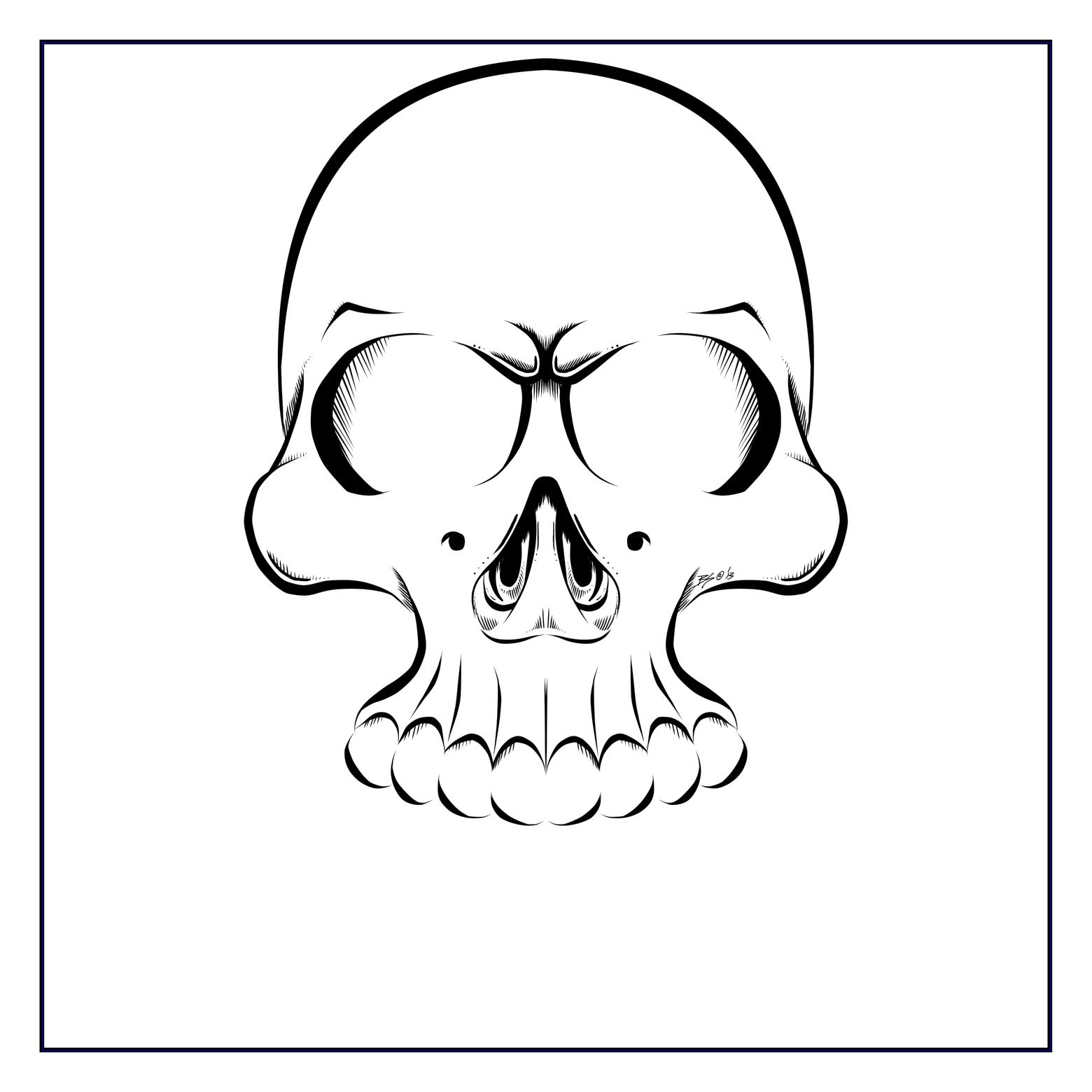 1560x1560 Bilesuck's Skull Page