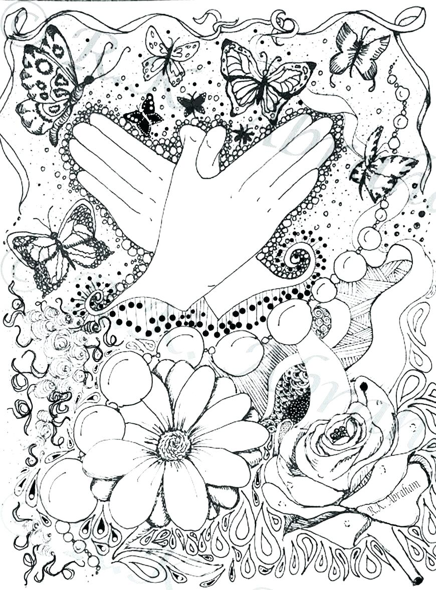 870x1179 Coloring Sign Language Coloring Pages Modest Free. Sign Language