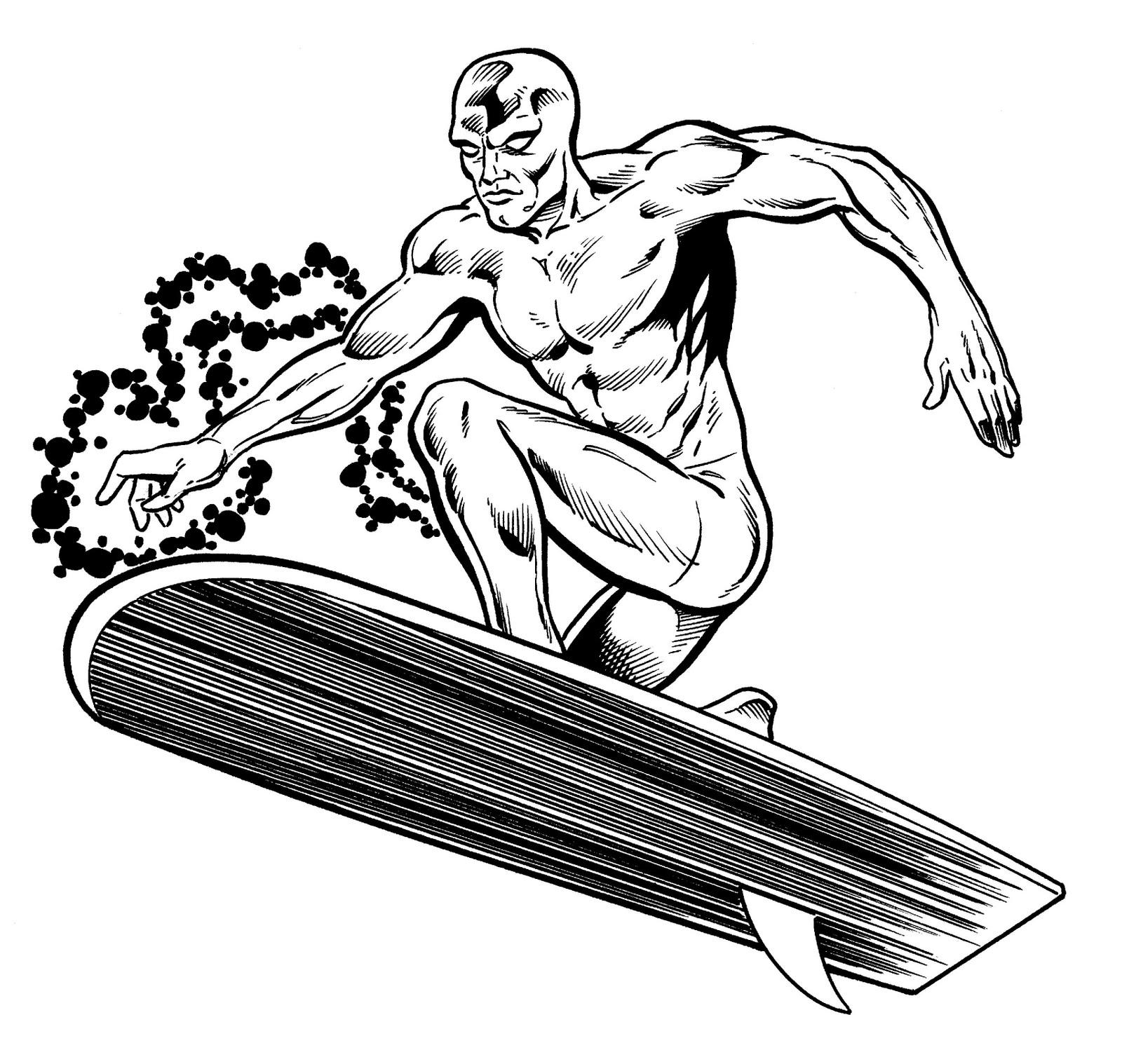 1600x1518 Silver Surfer