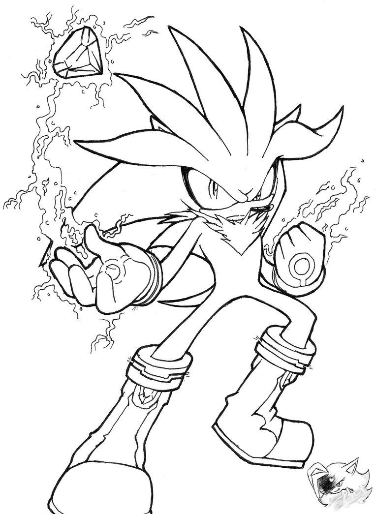 764x1045 Silver The Hedgehog