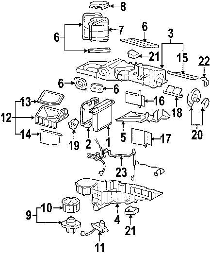 433x527 Chevy Silverado Parts Diagram Systematic Drawing Accordingly Famreit