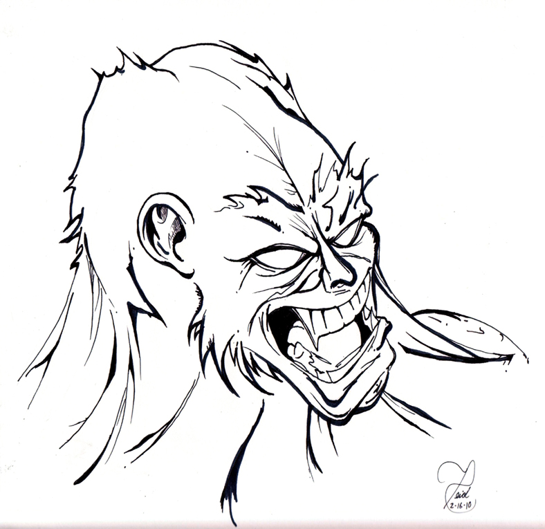 The Best Free Gorilla Drawing Images Download From 755