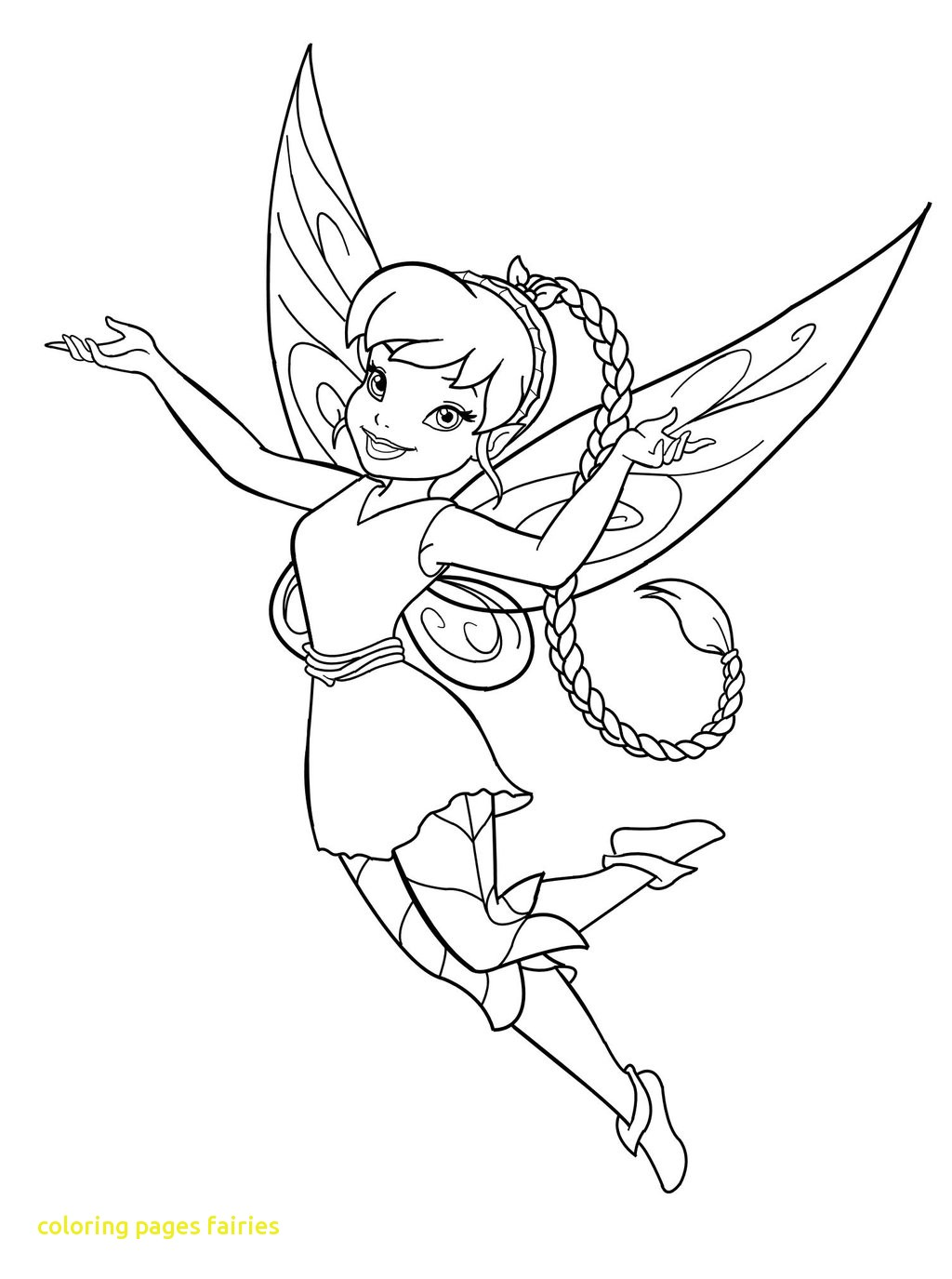 Silvermist Drawing