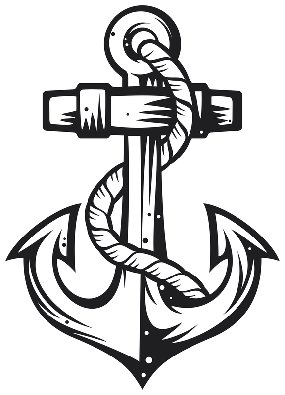 576x800 Anchor Tattoo Meaning