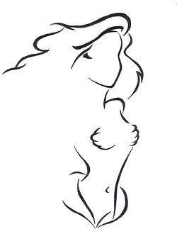 Simple Ariel Drawing