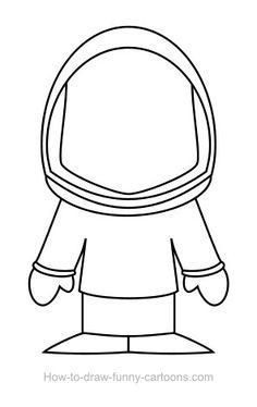 236x374 Astronaut Kid Clipart Tibcsi Fuggony Kid