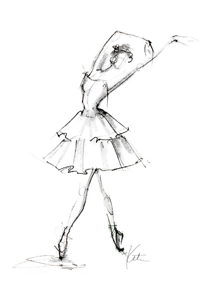 736x977 Ballet Drawings And Stamps
