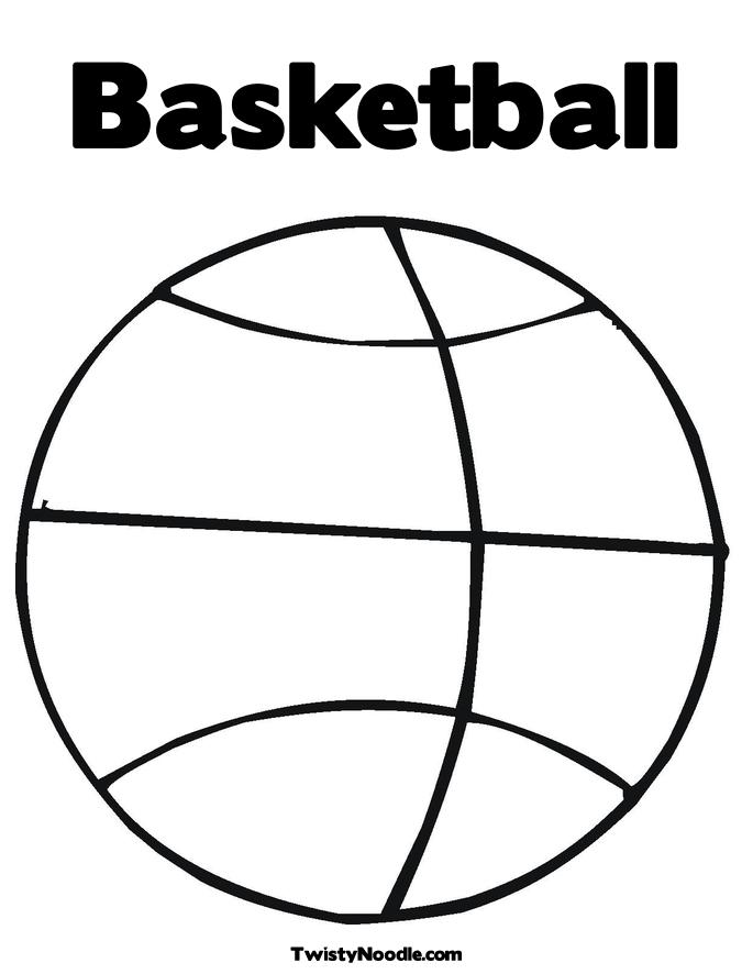 685x886 Best Photos Of Printable Basketball Template