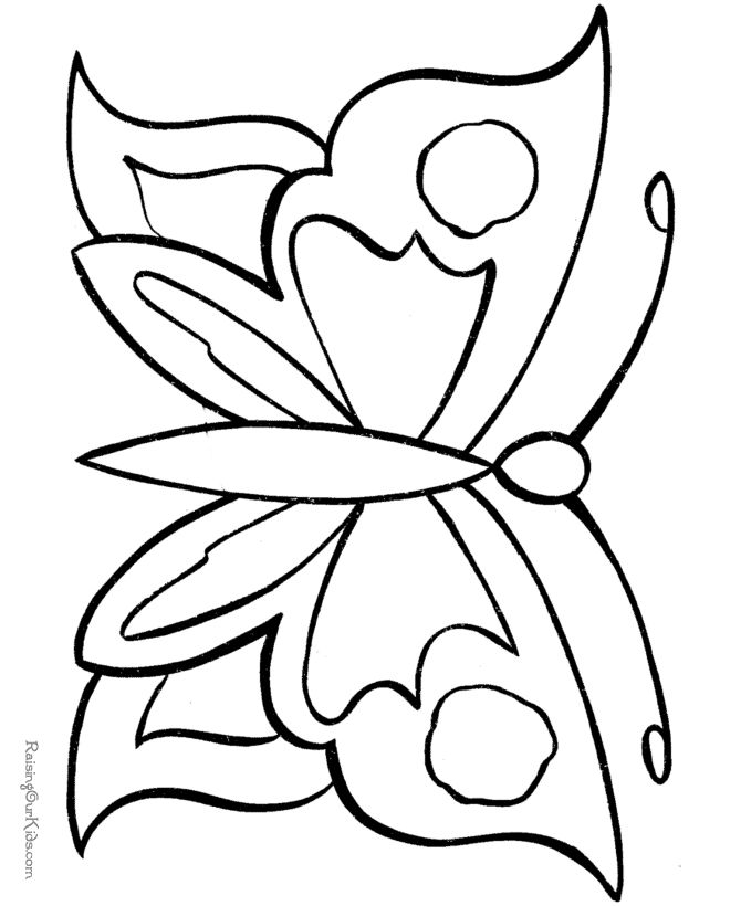 670x820 Printable Drawings Best 25 Printable Butterfly Ideas