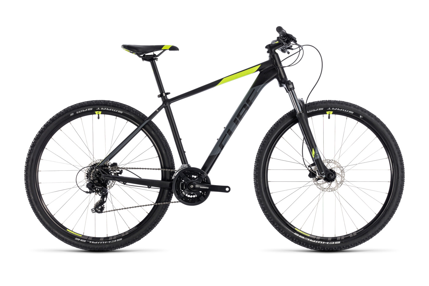 1400x933 Cube Aim Pro 29 Mountain Bike 2018