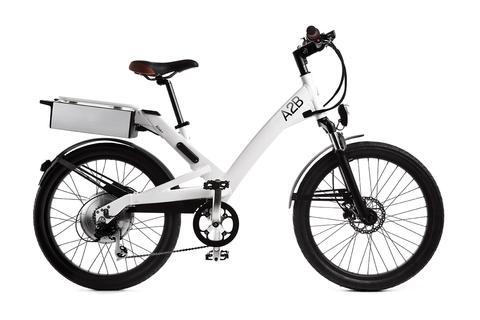 480x320 A2b Alva + 36v Electric Commuter Bike Electric Bike City